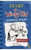 Diary of a Wimpy Kid 2 -- Rodrick Rules (Book 2)