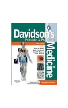 Davidson´s Principles and Practice of Medicine, 22nd Ed.