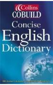 Collins Cobuild Concise English Dictionary Second Edition