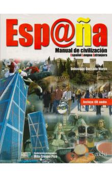 Espana Manual de civilización UČ + CD -- Učebnice