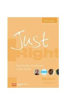 Just Right Elementary Workbook with Key + Workbook Audio CD