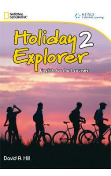 Holiday Explorer 2 Student's Book with Audio CD Pack