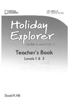 Holiday Explorer 1 and 2 Teacher's Book