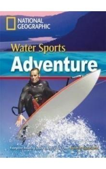 Footprint Readers Library Level 1000 - Water Sports Adventures