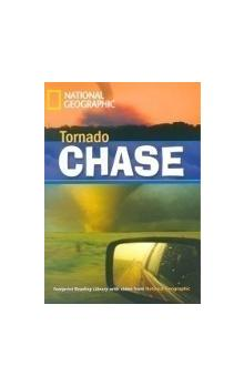 Footprint Readers Library Level 1900 - Tornado Chase