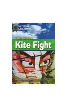 Footprint Readers Library Level 2200   the Great Kite Fight