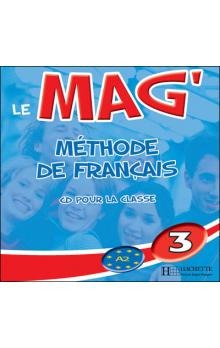 Le Mag' 3 CD Audio Classe