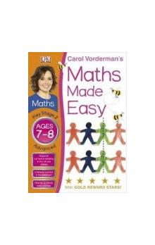Maths Made Easy Ages 7 8 Key Stage 2 Advanced