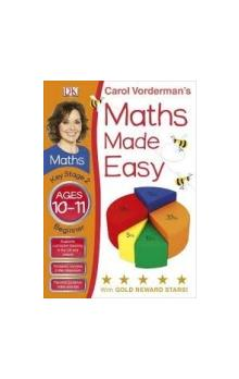 Maths Made Easy Ages 10 11 Key Stage 2 Beginner