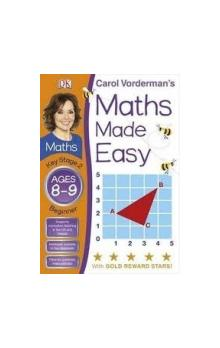 Maths Made Easy Ages 8 9 Key Stage Beginner