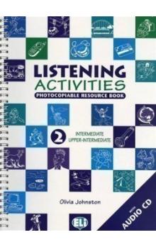 Listening Activities 2 Intermediate/upper Intermediate with Audio CD