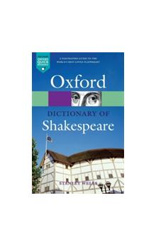 Oxford Dictionary of Shakespeare 2nd Revised Edition (Oxford Paperback Reference)