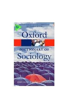 Oxford Dictionary of Sociology 3rd Edition Revised (Oxford Paperback Reference)