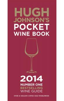 Hugh Johnson&#39s Pocket Wine Book 2014