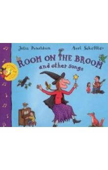 Room on the Broom and Other Songs Book + Cd