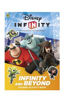 Disney Infinity - Infinity and Beyond Sticker Activity Book