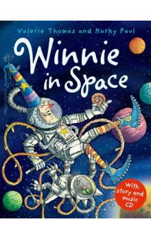 Winnie in Space With Audio Cd