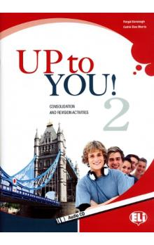 Up to You 2 Course Book (a2/b1) with Audio CD