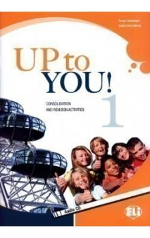 Up to You 1 Course Book (a1/a2) with Audio CD