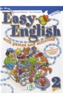 Easy English with Games and Activities 2 with Audio CD