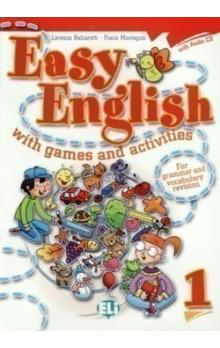 Easy English with Games and Activities 1 with Audio CD