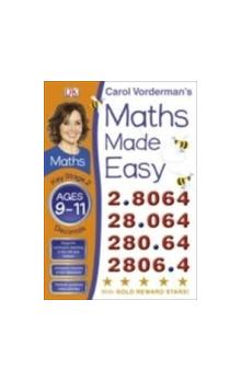 Maths Made Easy Decimals Ages 9 11 Key Stage 2