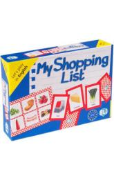 Let's Play in English: My Shopping List