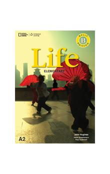 Life Elementary Split Edition B with DVD and Workbook Audio CDs