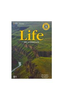 Life Pre-Intermediate Split Edition A with DVD and Workbook Audio CDs