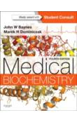 Medical Biochemistry: With STUDENT CONSULT Online Access, 4th Ed.