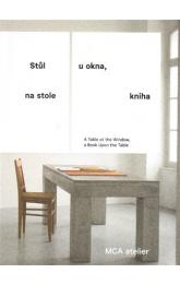 Stůl u okna, na stole kniha -- A Table at the Window, a Book Upon the Table