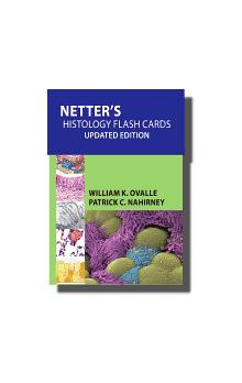 Netter´s Histology Flash Cards