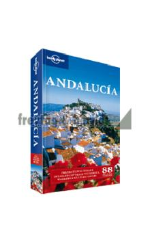Lonely Planet Andalucia 6.