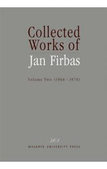 Collected Works of Jan Firbas -- Volume Two (1968-1978)