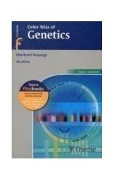 Color Atlas of Genetics 4th Ed