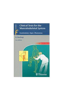 Clinical Tests for Musculoskeletal System