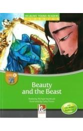 Helbling Young Readers Classics Stage E: Beauty and the Beast with CD-ROM Pack
