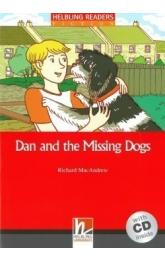 Helbling Readers Fiction Level 2 Red Line - Dan and the missing Dogs with Audio CD Pack