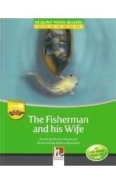 Helbling Young Readers Classics Stage C: The Fisherman and his Wife with CD-ROM Pack