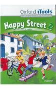 Happy Street 3rd Edition 2 iTools with Book on screen