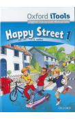 Happy Street 3rd Edition 1 iTools with Book on screen