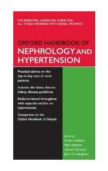 Oxford Handbook of Nephrology and Hypertension 2nd Ed.