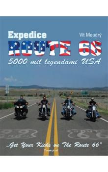 Expedice Route 66 -- 5000 mil legendami USA