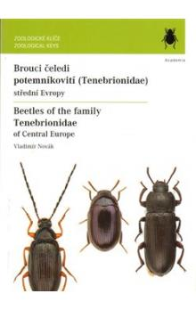 Brouci čeledi Potemníkovití / Beetles of the family Tenebrionidae of Central Europe