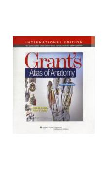 Grant´s Atlas of Anatomy 13th Ed.