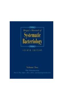 Bergey&#39s Manual of Systematic Bacteriology V2c