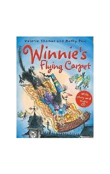 Winnie´s Flying Carpet With Audio Cd