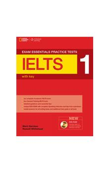 Exam Essentials Practice Tests: IELTS 1 with Key and DVD-ROM