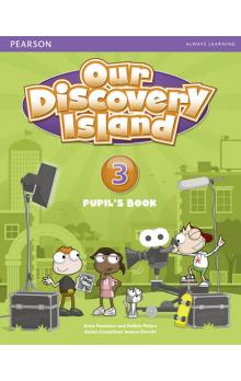 Our Discovery Island  3 Student´s Book plus pin code