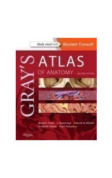Gray´s Atlas of Anatomy 2nd Ed.